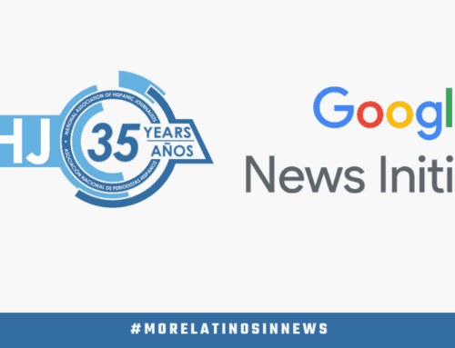 NAHJ & Google News Initiative to train 250 Spanish Language Journalists